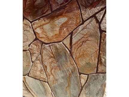 Облицовъчен камък с дървесни жилки