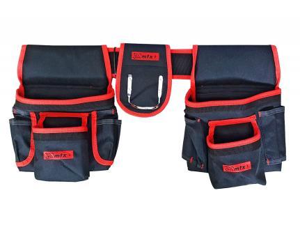 Двойна чанта колан за инструменти